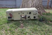 Very Rare Vintage Army Issued Emergency Respirator For An Iron Lung