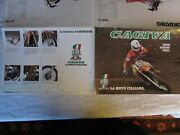 Cagiva Wmx125 250 Cross Trial Enduro 1981 Sell Brochure
