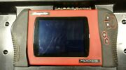 Snap On Modis 12.2 W All Cables 15 Keys Extra Battery External Charger And Case
