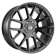 4-pcdub 1pc Luxe Gloss Black 22x9.5 Rims Ford F150 Expedition|lincoln6x135 +30