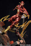 Prime One Studio The Flash Justice League New 52 Statue Sideshow Collectibles