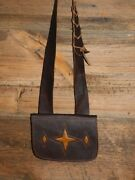 Leather Muzzleloader Possibles Pouch Bag