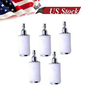 5 Fuel Filters For Husqvarna Weedeater Poulan Craftsman Trimmer Chainsaw Blower