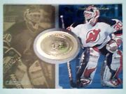 Martin Brodeur New Jersey Devils 98/99 Global Impact Insert Gold Card /3475 Sp