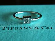Nib And Co Frank Gehry Torque Bead Diamond Ring 18k White Gold Size 9.5