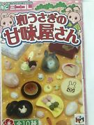 Re-ment Size Megahouse Japanese Sweets Desserts Bunny Dollhouse Barbie