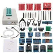 Tl866ii Plus Programmer Eeprom Fit For Nand Flash Avr Mcu Gal Pic Spi+28 Adapter