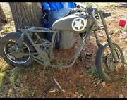 Vintage Motorcycle. Other.parts Are Scattered Around The Property Make Offer