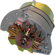 High Output Alternator Fits Crusader Marine 140amp Delco 10si Type 1-wire 140a