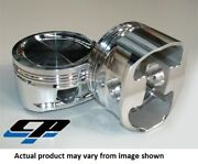Cp Pistons 4.130 Bore 11.41 Comp Ration For Chevrolet Ls7 442 Engine 12° Heads