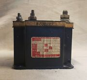 Hartman Electrical Reverse Current Relay Pn A7002c-7