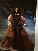 Nrfb Haunted Beauty Vampire Barbie Doll Gold Label Sealed In Shipper