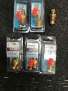 Lot Of 2 Danco 2j-3c And 3 2j-3h Faucet Stems For Streamway New Old Stock