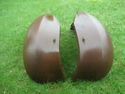 1939 1940 Dodge Plymouth Truck Nos Front Fenders 1-1/2 Ton 2 Ton