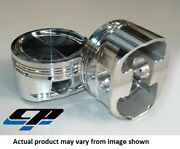 Cp Pistons 4.000 Bore 10.5 Comp Ration For Chevrolet Small Block 377 23° Heads