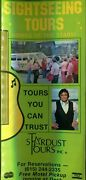 Sightseeing Tours Homes Of The Stars Nashville Tennessee J Cash Tourist Brochure