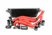 Perrin Front Mount Intercooler Fmic W/ Boost Pipings For 02-07 Wrx And Sti Black