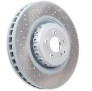 Mercedes-benz Cl C216 Amg Front Brake Disc A2214211312 New Genuine