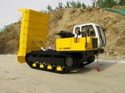 1/14 Rc Hydraulic Dump Truck Remote Control Metal Collectible Model Gift Toy