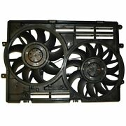 Bentley Continental Gt Gtc And Flying Spur Radiator Cooling Fan V8