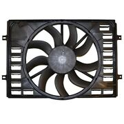 Bentley Continental Gt And Flying Spur Electric Radiator Fan 2008 +