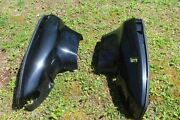 850301a1 850302a1 Port And Starboard Bottom Cowl Set Mercury Optimax 225hp Lower