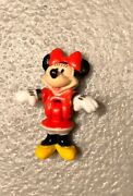 Disney Monorail Characters Minnie Mouse Miniature Mini Toy Figure