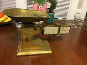 100 Year Old Pelouze Scale