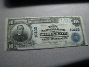 10 Sioux City Iowa Toy National Bank 1911