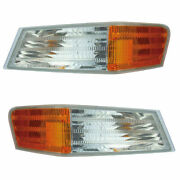 Fits For 2007 - 2015 Jp Patriot Park Signal Light Right And Left Pair Set