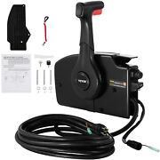 881170a3 Throttle Outboard Remote Control For Mercury 8pin Right Side Mout