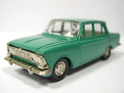 Antique Car Moskvich Moskvitch 412 Diecast Model 143 Made In Ussr
