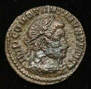 Constantin Ii Imperial Roman Coin - Very Fine Condition - Ae 20mm