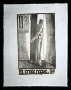 1920/1977 French Block Print The Way Of The Cross Jean Charlot 1898-1979mod2