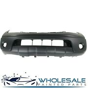 For 2005-2008 Nissan Frontier Front Bumper Cover Painted Ni1000225