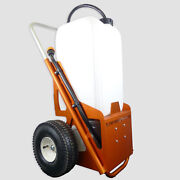 25ltr Softwashing / Sanitising Portable Trolley System With Chemical Pump