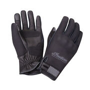 Indian Motorcycle Menand039s Neoprene Flat Track Riding Gloves Hard Knuckles 2860626