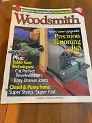 Woodsmith Magazine Lot Of 10 Issues 165-173 And 175
