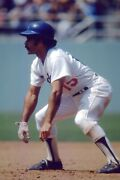 1977 Davey Lopes Los Angeles Dodgers Poster Si Sports Illustrated Like -photo