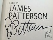 Signed - Alex Cross Roses Are Red By James Patterson 2000, Hardcover