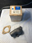 Nos Master Water Outlet Thermostat Housing 1960andrsquos 70andrsquos Chrysler Plymouth V6