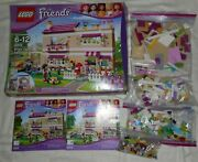Lego Olivia's House 3315 Building Toy Mini Figures Set Manual 6-12 Years Friends