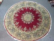Hand-knotted Traditional Area Rug With Big Vintage New Original For Free10x10ft