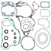 Complete Gasket Set With Seals For Suzuki Rm 250 2002 - Rm250