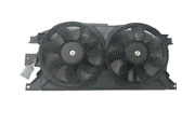 Fan For Air Condenser And Radiator For Mercedes Benz M-class W163 1998-2005