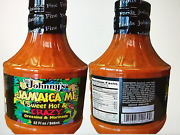 Johnny's Jamaica Me Sweet, Hot And Crazy Marinade Dressing 2 Pack