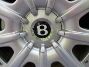 Bentley Continental Gt And Flying Spur 19 Wheel Cap Center Complete