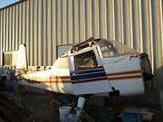 Aero Commader 100 Darter Fuselage For Parts Or Lawn Ornament
