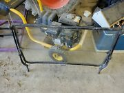 Antique Rat Hot Rod Roadster Windshield And Windshield Frame Ford Chevy Dodge