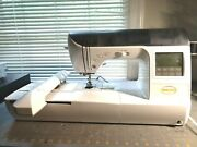 Baby Lock Ellure Sewing Machine And Embroidery